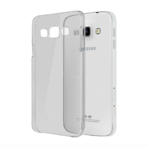 Samsung Galaxy J1 2016 0,3 mm Soft Silikon Şeffaf