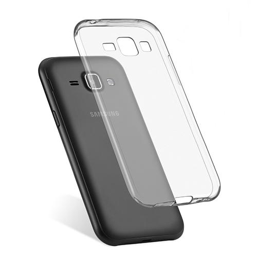 Samsung Galaxy J1 Ace (J110) Silikon Arka Kılıf 0,3mm Şeffaf