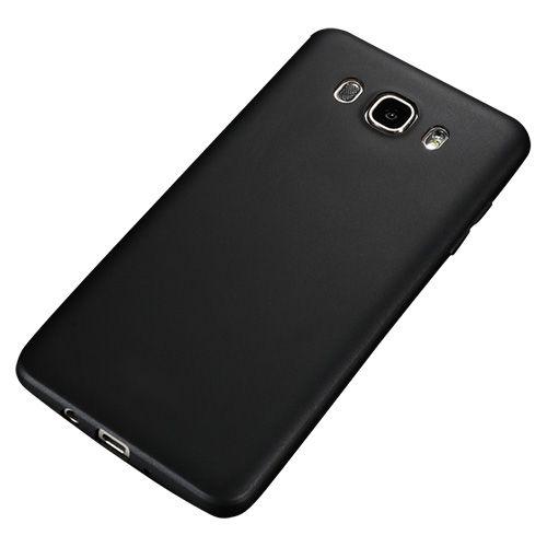 Samsung Galaxy J7 2016 J710 Premium Simple Silikon Arka Kapak