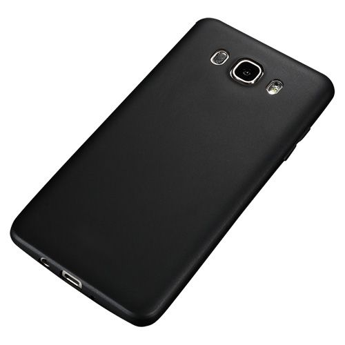 Samsung Galaxy J5 2016 J510 Premium Simple Silikon Arka Kılıf