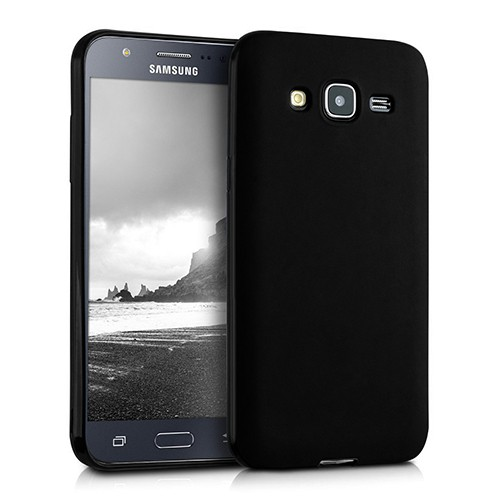 Samsung Galaxy J5 J500 Premium Simple Silikon Arka Kapak