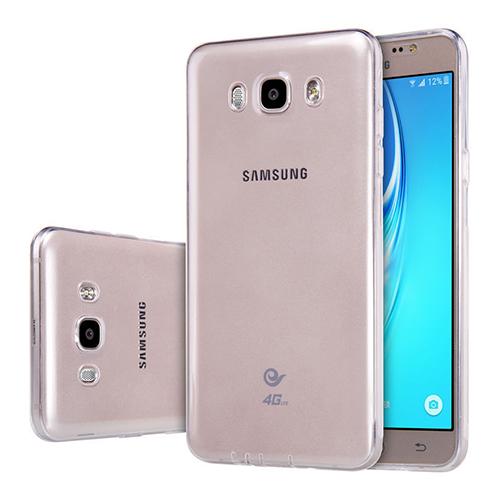 Samsung Galaxy J7 2016 (J710) Silikon Arka Kılıf 0,3mm Şeffaf