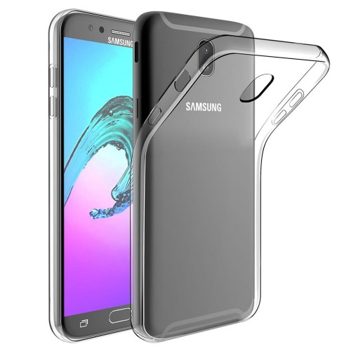 Samsung Galaxy J7 2017 Soft Silikon 0.3mm Şeffaf