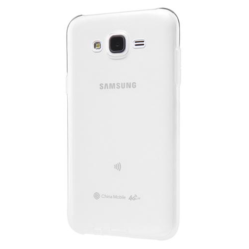Samsung Galaxy J7 (J700) Silikon Arka Kılıf 0,3mm Şeffaf