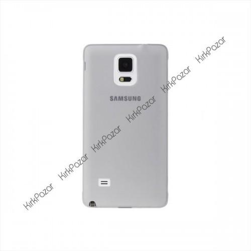 Samsung Galaxy Note 4 Ultrafit Kılıf Buzlu