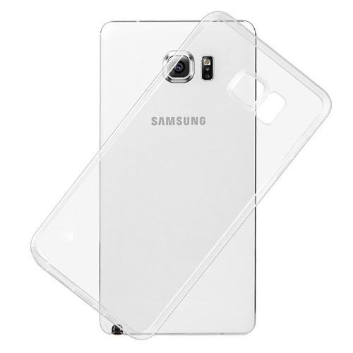 Samsung Galaxy S6 EDGE (G925) Silikon Arka Kılıf 0,3mm Şeffaf