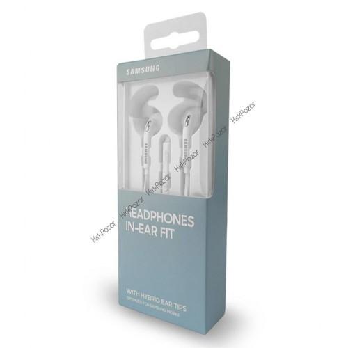 Samsung Orjinal Hybrid İnEar Kulaklık Beyaz EO-EG920B
