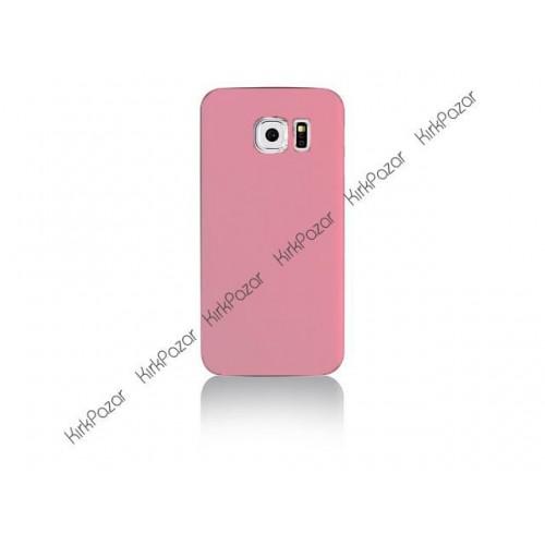 Samsung Note 5 UltraFit Kılıf Pudra Pembe