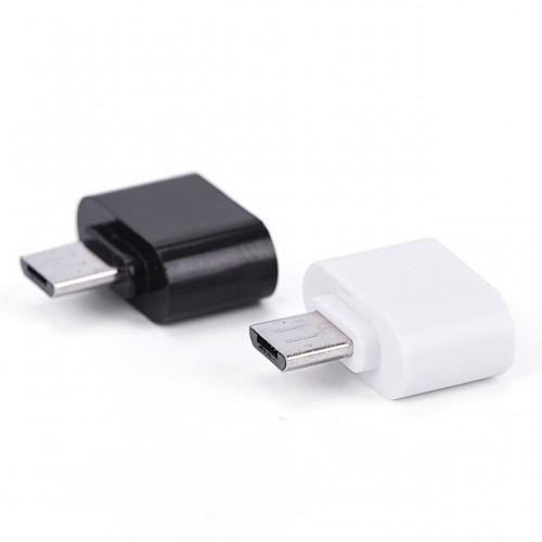USB to MicroUsb Giriş Çevirici OTG Flash Drive