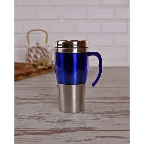 Büyük Renkli Termos Kupa Çay Kahve Bardağı