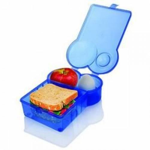 Rio Lunch Box Özel Bölmeli Beslenme Kutusu Asorti