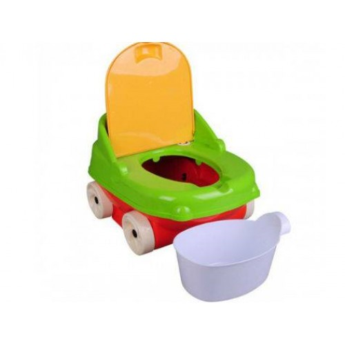 Charlie Melodili Lüks Lazımlık Tuvalet Alışkanlığı Asorti