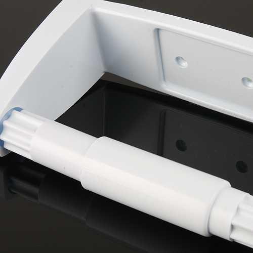 Plastik Corolla Tuvalet Kağıtlık