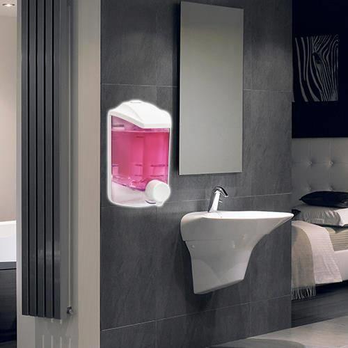 Duvara Monteli Damla Sıvı Sabunluk 400 Ml