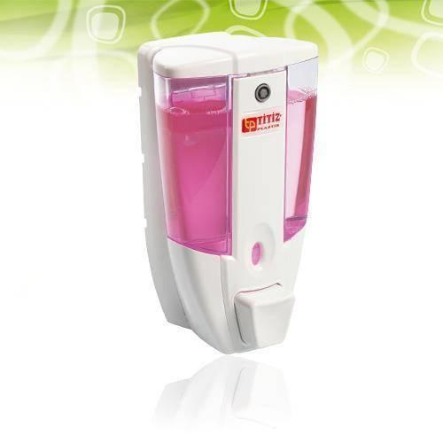 Duvara Monteli Sıvı Sabun Şampuan Makinesi 450 Ml