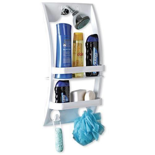 Çok Amaçlı Banyo Rafı Bathroom Shelf