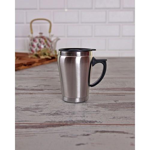 Küçük Metal Termos Çay Kahve Bardağı