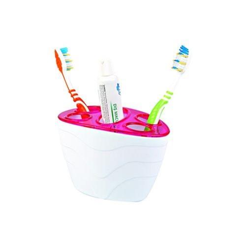 Dekoratif İnci Setüstü Diş Fırçalık Asorti